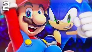 Mario VS. Sonic II [Batalha de Gigantes] ft. RapBits