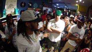 Militia Battles Presents: Hoodie Cruger vs Kobe