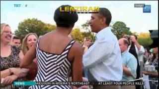 Moments of Barack Obama as president of United States