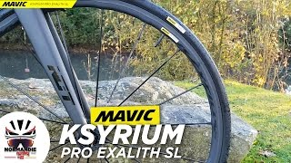 Mavic Ksyrium Pro Exalith SL - Le test