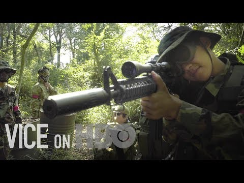 Xxx Mp4 How Japan Is Rebuilding Its Military For The First Time Since WWII Full Episode VICE On HBO 3gp Sex