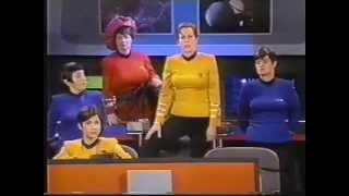 Star Trek Parody-Carol Burnett Show