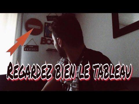 MON APPARTEMENT EST HANTÉ  , LES TABLEAUX BOUGENT SEULS DANS LA VIDEO
