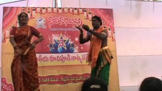 Padmasri Dr.Shobha Naidu's Bhama Kalapam part 2