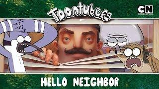 HOLA VECINO, CHOCA ESOS CINCO PARTE 2 – ¡UN VECINDARIO LLENO DE BUGS!   ToonTubers   Cartoon Network