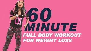 60 Mins DANCE CARDIO Workout for weight loss (Remix #1)   60 phút nhảy SIÊU ĐỐT MỠ giảm cân