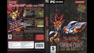 من الذاكرة : تحميل لعبة Yu-Gi-Oh Power of Chaos YUGI THE DESTINY كاملة بالعربية