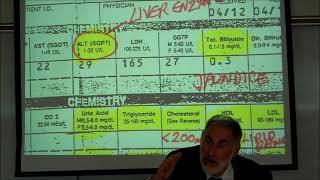 HEMATOLOGY; INTERPRETING BLOOD TESTS by Professor Fink