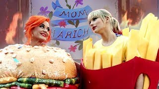 Taylor Swift & Katy Perry end FEUD in You Need To Calm Down music video