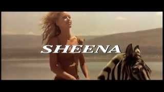 Sheena A Rainha Da Selva