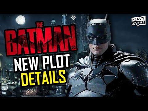 THE BATMAN New Plot Details Michael Keaton s Returns Suit In The Flash Easter Eggs Batgirl & Leaks