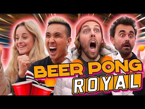 Beer Pong Royal Seuls les plus habiles survivront