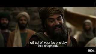 مسلسل الفاروق عمر ... مقطع مؤثر Omar Series