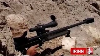 Iran Sniper Rifles 2015 HD