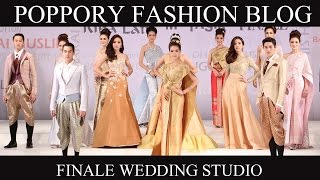 [Fashion Show] finale wedding studio - Bangladesh - Thai Threads of Heritage Show
