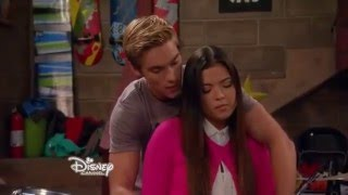 I Didn't Do It - 2x16 - Drum Beats, Heart Beats: Jasmine/Logan (Logan: Not bad. Not good, either)