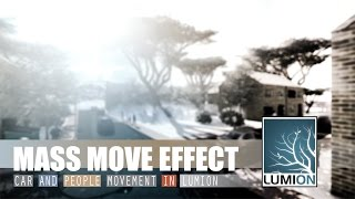 TUTORIAL LUMION - MASS MOVE EFFECT-INDONESIA