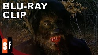 The Paul Naschy Collection II: The Werewolf And The Yeti - Clip:  The Attack