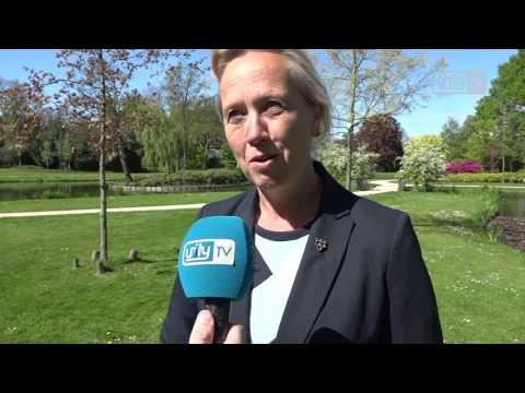 Inge Nieuwenhuizen vertrekt als wethouder in Voorschoten