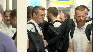 المنتخب الإنجليزي يغادر روسيا بعد هزيمته من بلجيكا وإحرازه المركز الرابع