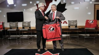 Brodeur: A lot of players will get first taste of Olympics