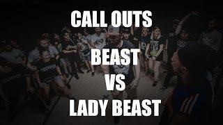 CALL OUTS   BEAST VS LADY BEAST   KRUMPIRE 2