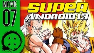 DragonBall Z Abridged MOVIE: Super Android 13 - TeamFourStar (TFS) - sub esp