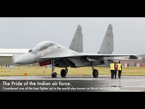 Indian Air Force vs Pakistan Air Force 2016 - 2017