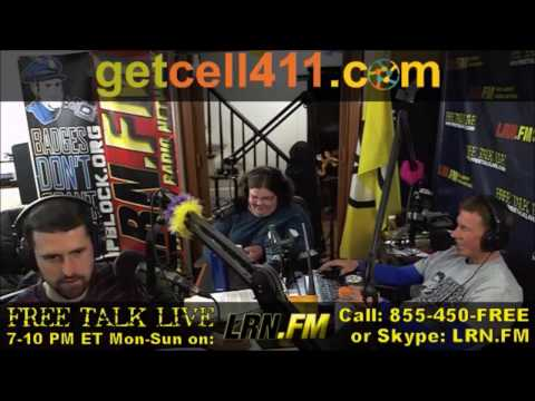 Flat Earth calls into Free Talk Radio globalist hosts react and struggle Mark Sargent ✅