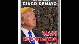 Trump se ausenta de la celebración del Cinco de Mayo en la Casa Blanca