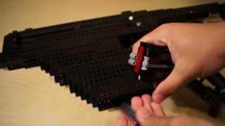 Lego KRISS VECTOR (Working)