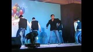 Gabbar Singh Title Song Pavan's Performance