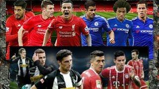 Bayern vs Gladbach + Liverpool vs Chelc