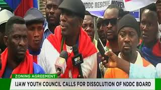 IYC calls for dissolution of NDDC board