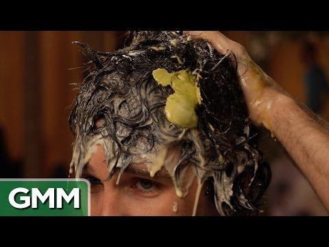 Extreme DIY Hair Treatments
