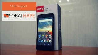 Unboxing Mito Impact Android One Indonesia with Android 5.1 Lolipop