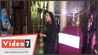 """حكايات نشأة """"القهوة"""" فى جولة بمتحف الأمير محمد على"""