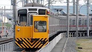 【東武 30000系】 本線に残るすべてが集結!! 南栗橋車両管区