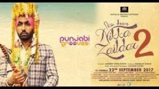 Nikka Zaildar 2 Ammy Virk | Sonam Bajwa | Wamiqa Gabbi Promotional Event Latest Movie 2017