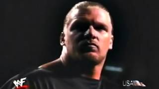 WWE WWF Chyna Entrance in 1999 with Triple H - RIP