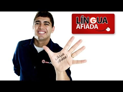 watch Erros comuns do Facebook - Língua Afiada - Episódio 3