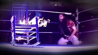 Bray Wyatt and The Undertaker prepare to go head-to-head at WrestleMania: SmackDown, March 26, 2015