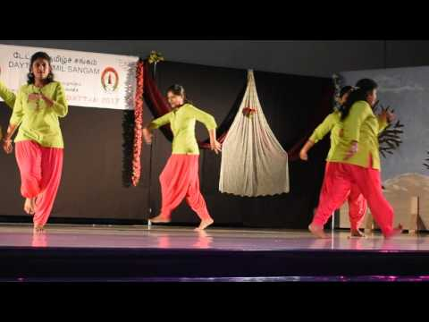 Dazzling five - Chithirai kondatam Dayton Tamil Sangam 29-04-2017