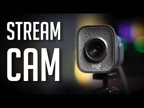 LA Webcam pour Stream Test Logitech StreamCam