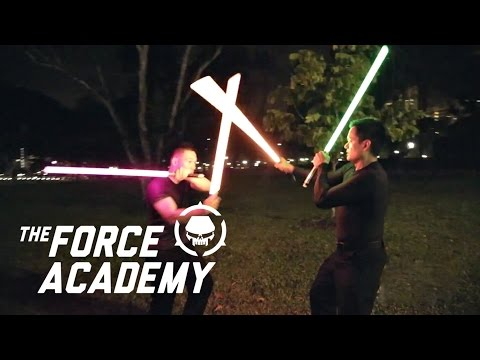 Xxx Mp4 The Force Academy The Most Realistic Lightsaber Dueling Experience In Singapore 3gp Sex