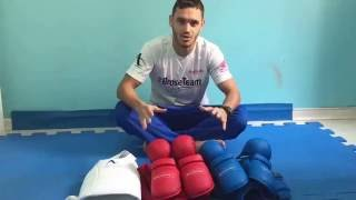 Douglas Brose How to package your competition equipment to travel karate