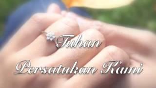 Kau Ditakdirkan Untukku~ In-Team ft. Edcoustic~~ Piano Cover with lyrics.