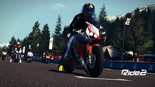 Ride 2 - Honda CBR1000RR Fireblade - เอียงคอตามเลยทีเดียว55555