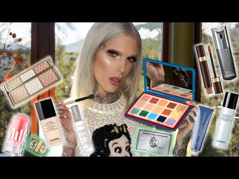 TESTING NEW EXPENSIVE $$$ MAKEUP IN ALASKA!   HIT OR MISS?!