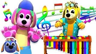 Nursery Rhymes Party Songs Part 2   Dance Songs for Kids   Party Songs For Kids   Raggs TV